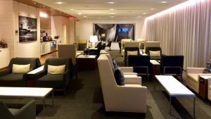 Star Alliance First Class Lounge Los Angeles overview