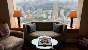 The Ritz-Carlton, Tokyo review