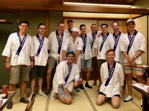 See how each of the Point Hacks team members travelled to Tokyo for our meetup
