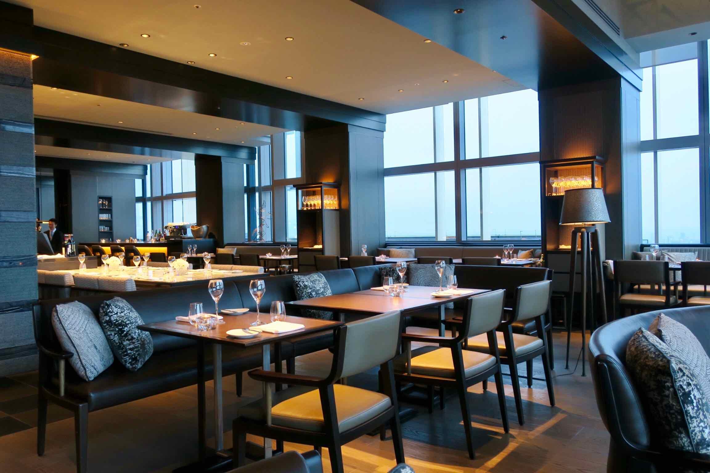 The Ritz-Carlton, Tokyo restaurant