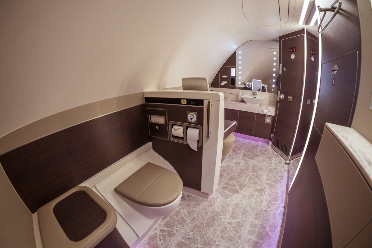 Singapore Airlines A380 New First Class Suites Overview