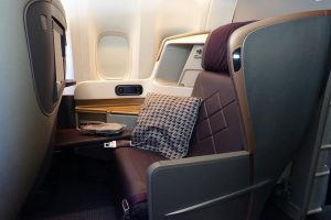 Case study: How I used points for Singapore Airlines Business Class flight (Part 2)