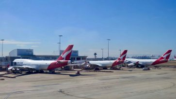 Qantas offering double points for Qantas and Emirates bookings made until Friday