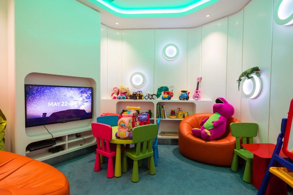 The House Sydney kids' room