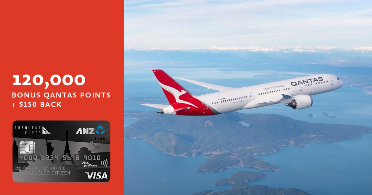 ANZ Frequent Flyer Black Credit Card Guide - Point Hacks