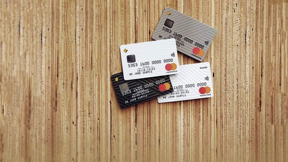 Commbank Awards Cards