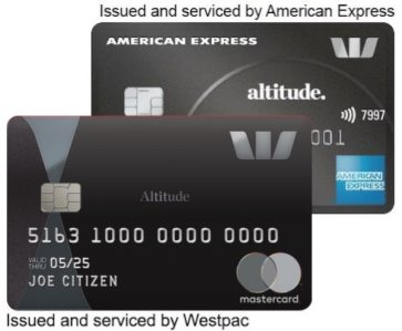 Ending soon: Up to 120,000 bonus Qantas or Altitude Points with the American Express Westpac Altitude Black Credit Card Bundle