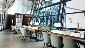 Plaza Premium Saphire Lounge Jakarta overview