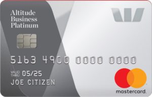 Westpac Altitude Business credit card guide