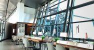 Jakarta CGK Plaza Premium Saphire Lounge | Point Hacks