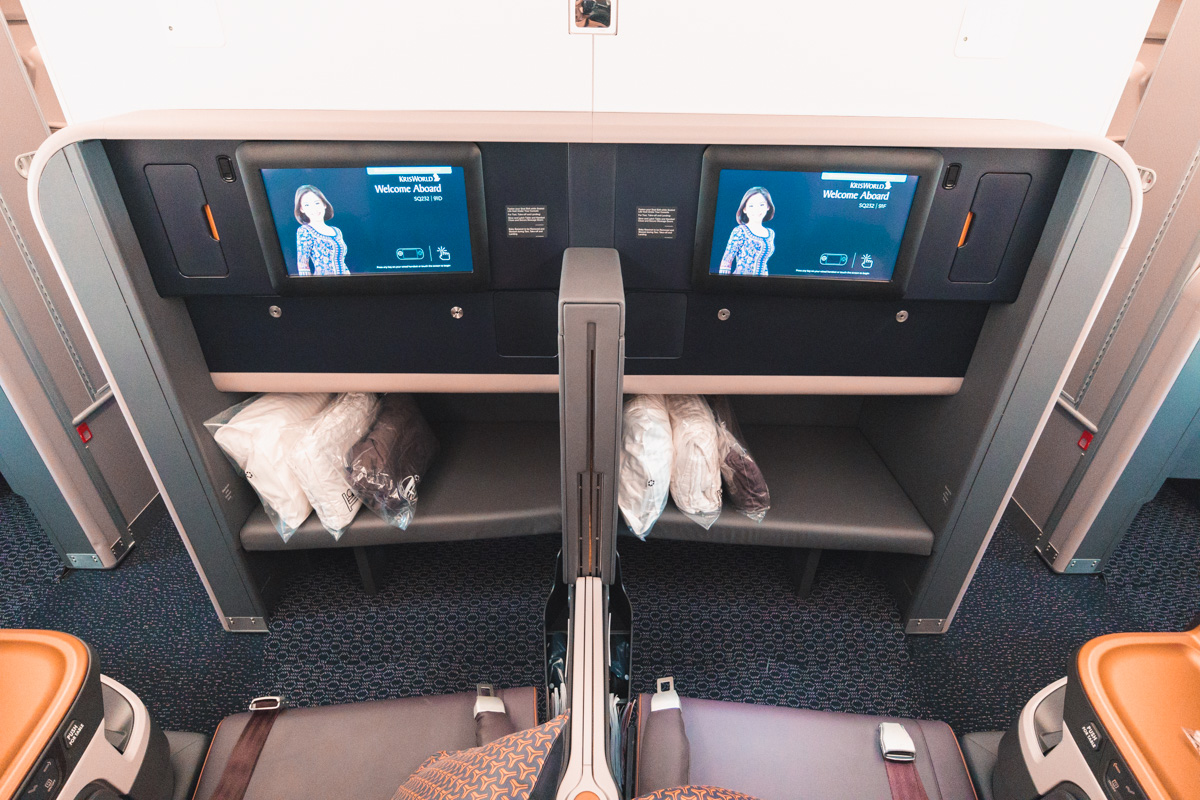 Singapore Airlines A380 New Business Class | Point Hacks