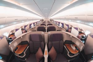 15 things to expect from your first Business Class flight