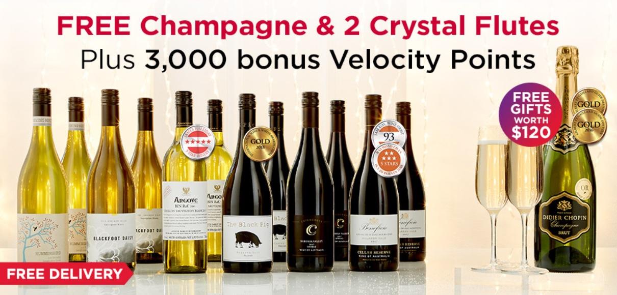 Velocity Wines