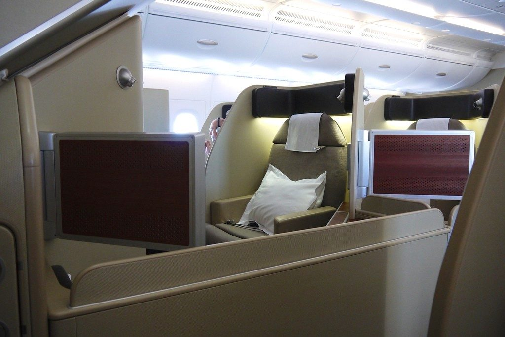 Qantas A380 seat | Point Hacks