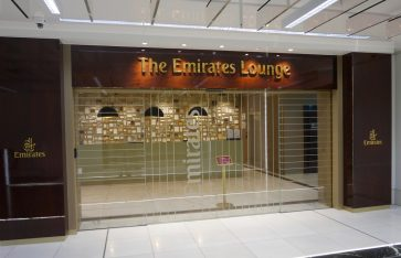 The Emirates Business & First Class Lounge Melbourne overview