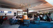 Qantas Domestic Business Lounge Melbourne | Point Hacks