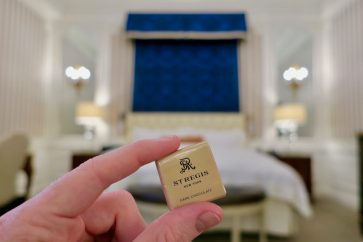 The St. Regis New York review