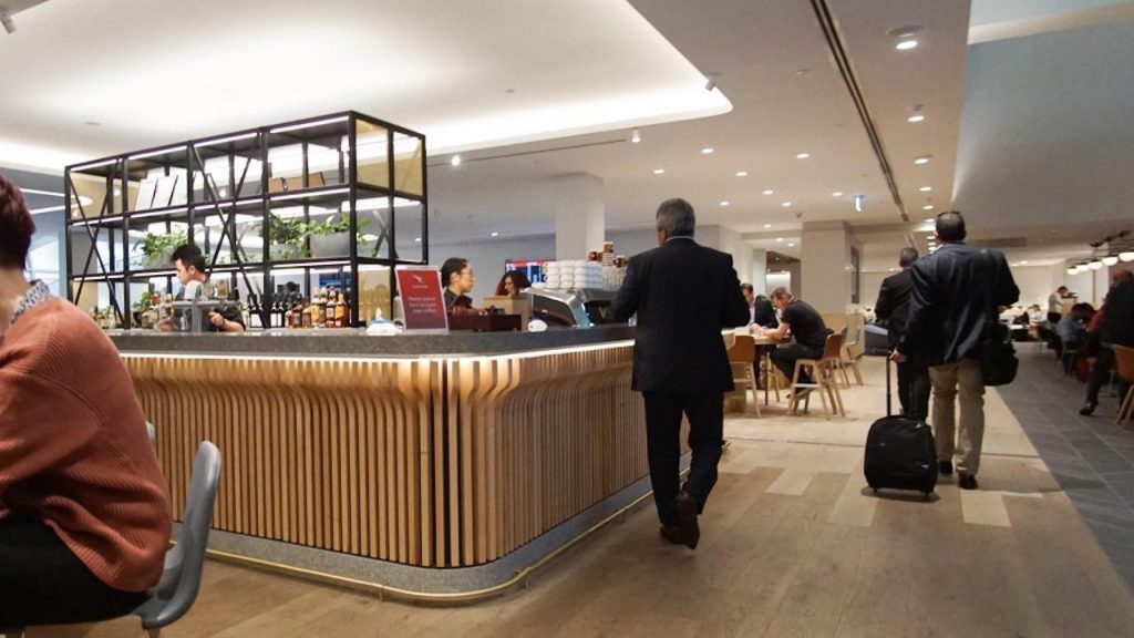 Qantas Club Melbourne