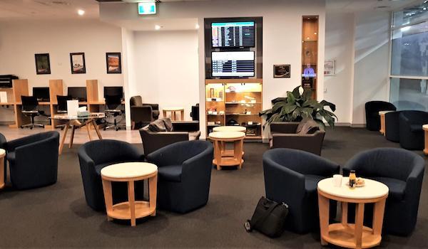 REX Lounge Sydney