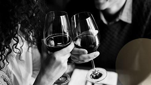 Qantas Wine cheers