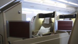 Qantas A380 First Class overview