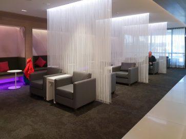 Air New Zealand Koru Melbourne Lounge overview