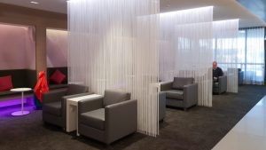 Air New Zealand Koru Melbourne Lounge overview