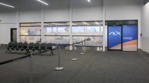 Regional Express (REX) Lounge Melbourne overview