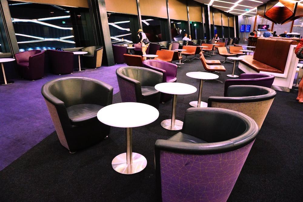 Virgin Australia Melbourne Lounge | Point Hacks