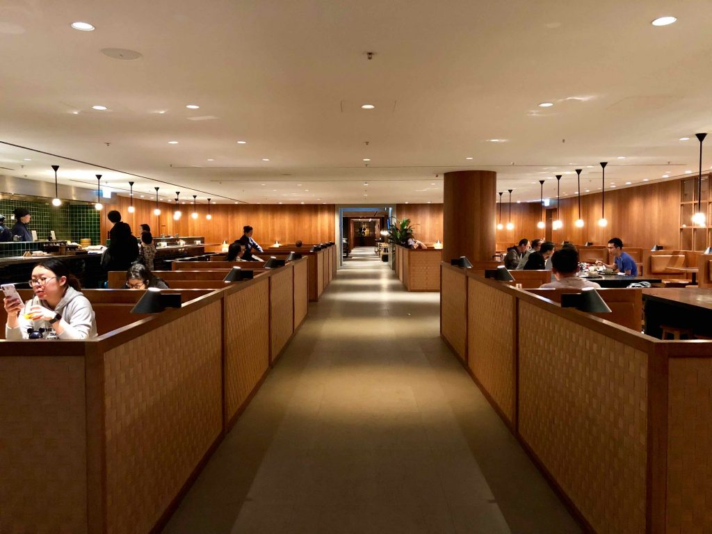 Cathay Pacific The Pier Business Class Lounge Hong Kong | Point Hacks