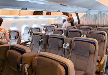 China Airlines A350 Premium Economy Overview