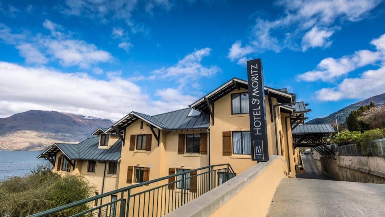 Hotel St Moritz Queenstown