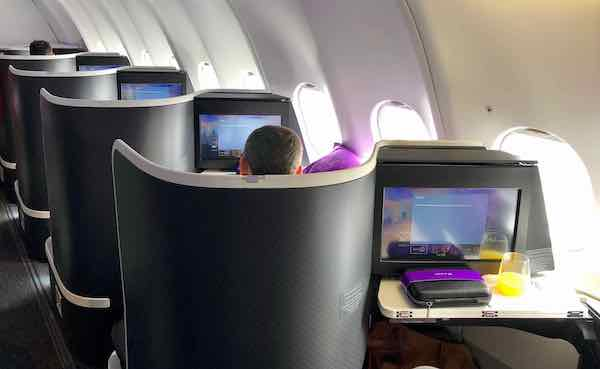 Virgin Australia A330 International Business Class | Point Hacks