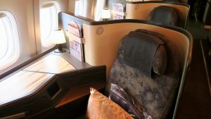 China Airlines A350 & 777-300ER Business Class overview