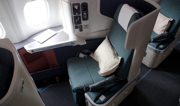 Cathay Pacific Business Class Narita to Perth | Point Hacks