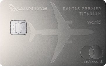 Up to 150,000 Qantas Points, 20% additional Status Credits and 2 Qantas First Class lounge invitations with the Qantas Premier Titanium Credit Card