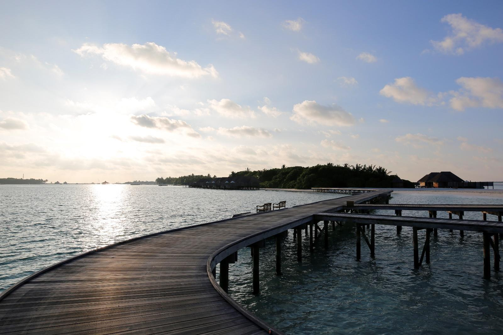 Conrad Rangali Maldives Sunset Water Villa