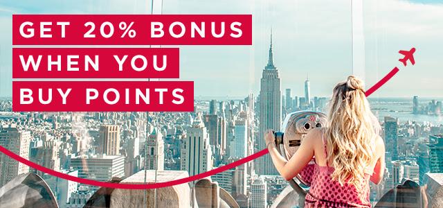 VA buy points promo May 2019