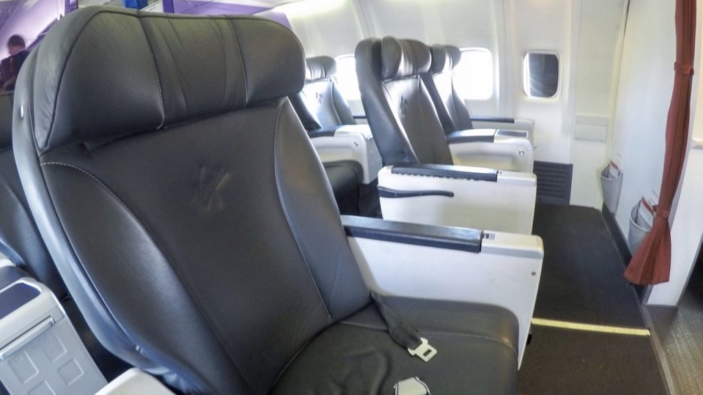 Virgin Australia 737-800 Business Class