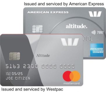 Ending soon: Up to 75,000 bonus Qantas or Altitude Rewards Points with the American Express Westpac Altitude Platinum Credit Card Bundle