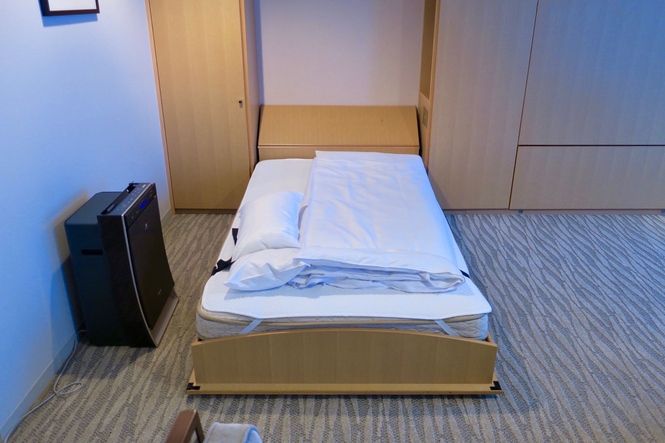 The Westin Rusutsu Resort Suite Room foldout wall beds