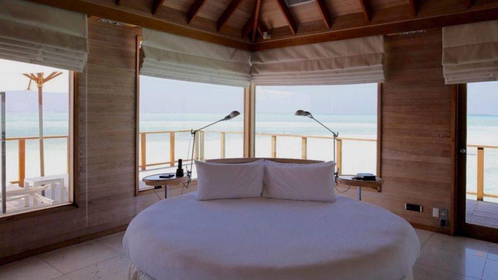 Conrad Maldives Rangali Island Water Sunset Villa