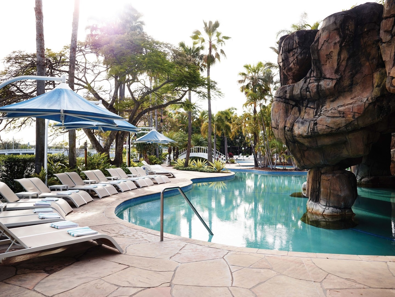 Marriott Resort Surfers Paradise   Point Hacks