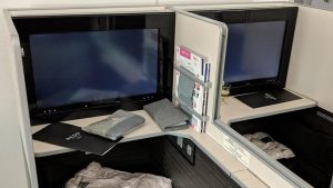 Japan Airlines 787-9 Business Class overview