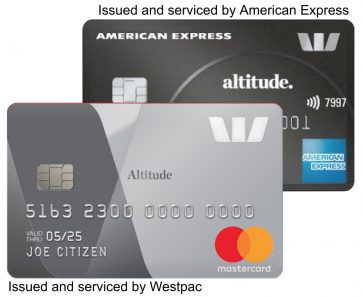 Up to 100,000 bonus Qantas or Altitude Rewards Points with the American Express Westpac Altitude Blended Bundle
