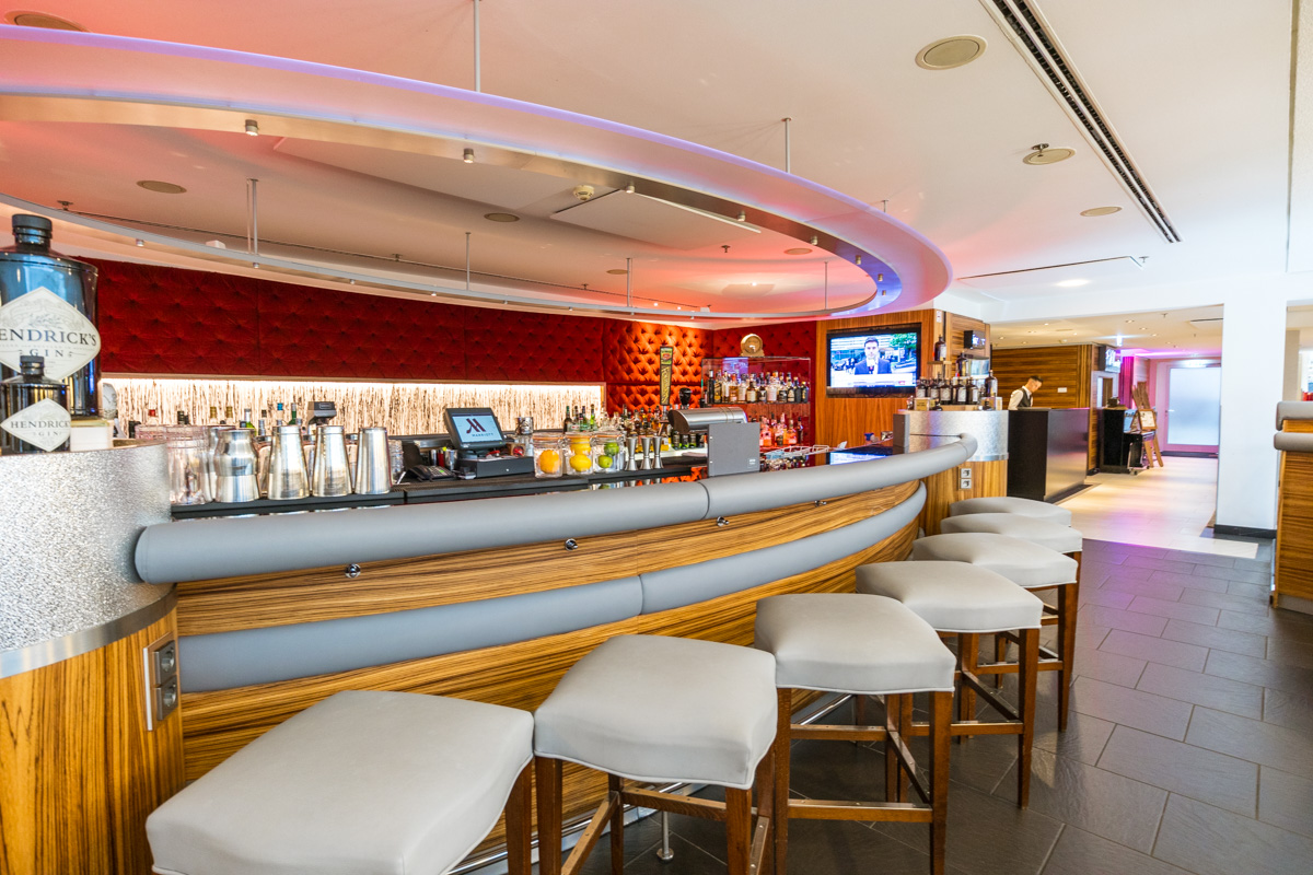 Cologne Marriott - Plüsch Bar & Lounge