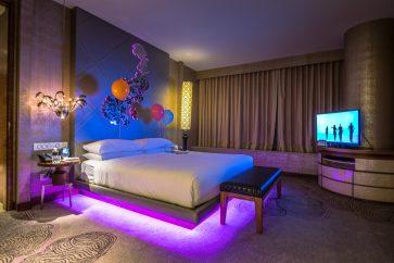 W Hotel Singapore Marvellous Suite review