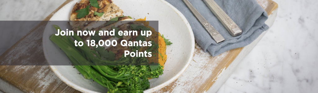 CSIRO-Qantas Points offer
