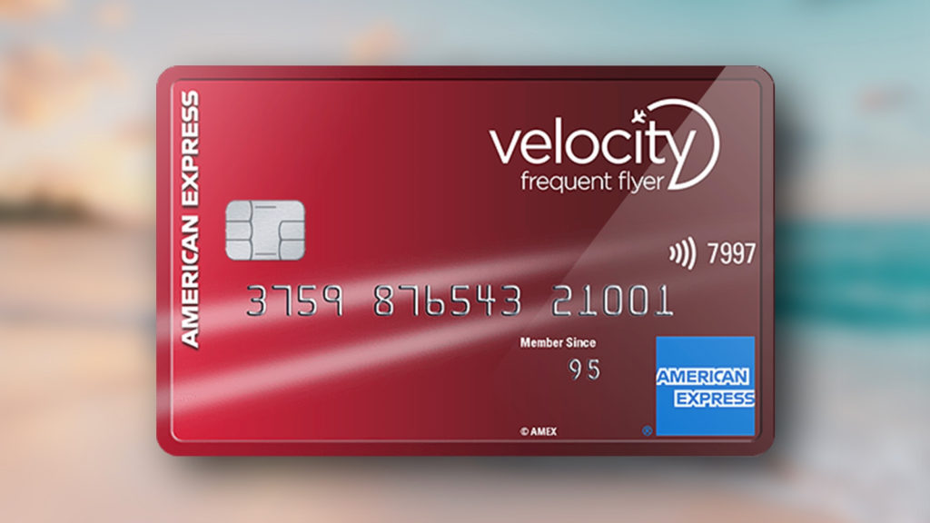 American Express Velocity Escape card | Point Hacks