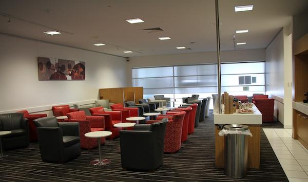 Rockhampton Qantas Regional Lounge | Point Hacks